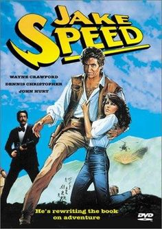 Jake Speed 1986