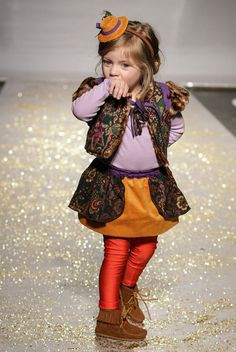 circus mag: NEW YORK KIDS FASHION WEEK  Runway photos by John Parra.  Petit PARADE.com
