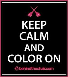 Life of a hairstylist :)♥