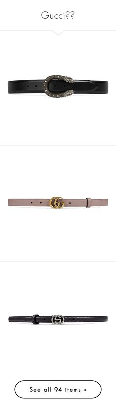 """Gucci❤️"" by ale-directioner-16 ❤ liked on Polyvore featuring men's fashion, men's accessories, men's belts, black, gucci mens belt, mens real leather belts, mens leather accessories, mens leather belts, mens genuine leather belts and accessories"