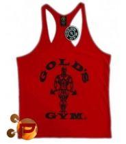 4f6ff8698f0ea Gold´s Gym Tank Top Rojo Gold s Gym