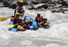 rafting in hrishikesh