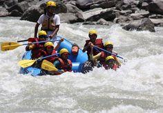rafting in hrishikesh