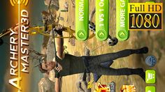 Archery Master 3D Game Review 1080p Official TerranDroidSports 2016