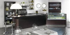 Urban Style by ISA www.isaitaly.com #arredamento #bar #interior #design