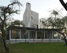"""House In Zuidzande by MJOSE VAN HEE """"Location: 4505 Zuidzande, Netherlands"""" 2011"""