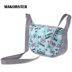 MAKORSTER Brand Bow pattern women shoulder bag messenger bags mini crossbody Bags for women Japan and Korean high quality design #jewelry, #women, #men, #hats, #watches