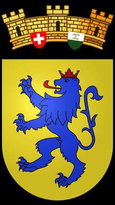 Blason de la commune de Ballaigues. District du Jura-Nord vaudois. Canton de Vaud (Suisse)