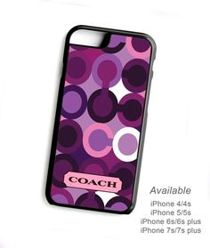 Coach Purple Violet Cool Best Print On Hard Plastic Case for iPhone 6 6s 7(Plus) #UnbrandedGeneric #iPhone5 #iPhone5s #iPhone5c #iPhoneSE #iPhone6 #iPhone6Plus #iPhone6s #iPhone6sPlus #iPhone7 #iPhone7Plus #BestQuality #Cheap #Rare #New #Best #Seller #BestSelling #Case #Cover #Accessories #CellPhone #PhoneCase #Protector #Hot #BestSeller #iPhoneCase #iPhoneCute #Latest #Woman #Girl #IpodCase #Casing #Boy #Men #Apple #AplleCase #PhoneCase #2017 #TrendingCase #Luxury #Fashion #Love…