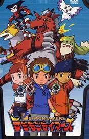 Digimon Tamers - Episódios