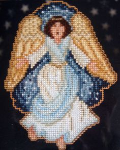Mill Hill Counted Glass Bead Cross Stitch Kit *YOU CHOOSE* Autumn Holiday Angels