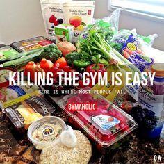 Killing The Gym