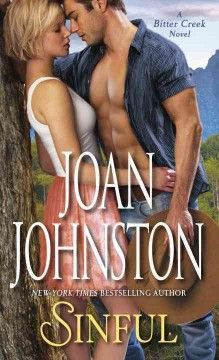 May- Sinful: A Bitter Creek Novel by Joan Johnston (paperback) #romance