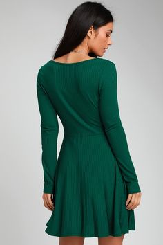 b2b48592bd98 465 Best Clothing  Long-Sleeved Dresses images in 2019