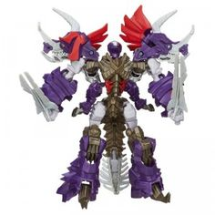 Transformers Age of Extinction Generations Deluxe Class Dinobot Slug from Hasbro