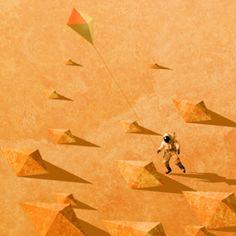 Bolsa Pipas em Marte do Studio Matheusfurtadodesenhista por R$70,00