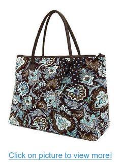 Belvah Quilted Floral Large Tote Bag #Belvah #Quilted #Floral #Large #Tote #Bag