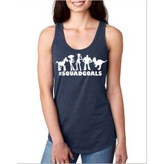 Women's Disney Shirt Toy Story Squad Goals Cute and