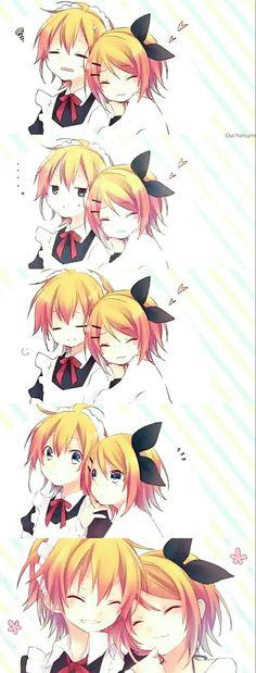 RIN AND LENNNN!!!