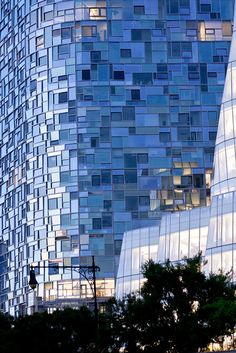 100 11th Ave - Jean Nouvel by Scott Norsworthy, via Flickr    #architecture - ☮k☮