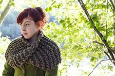 outlander claire randall cowl free knitting pattern by kalurah