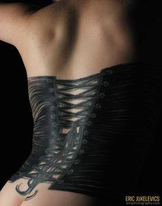 Как татуировка стала искусством? — Топ-50
