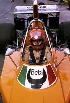 Vittorio Brambilla  March - Ford 1975