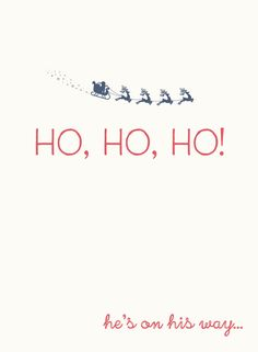 We hope you've been nice this year!