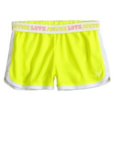 Our Favorite Mesh Shorts | Girls Shorts Clothes | Shop Justice