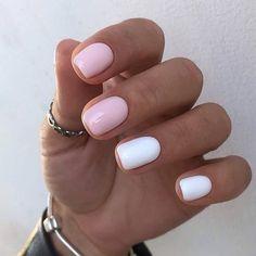 Orange Acrylic Nails, Acrylic Nail Tips, Cute Acrylic Nails, Pastel Nails, Summer Acrylic Nails, Pastel Pink, Summer Nails, Nail Manicure, Gel Nails