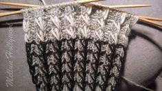 Mellun Hollywool: Silmuresoria ja kissoja Wool Socks, Knitting Socks, Knitted Hats, Fingerless Gloves, Arm Warmers, Mittens, Knit Crochet, Knitting Patterns, Slippers