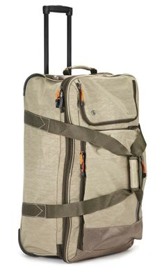 Travel in casual style with the Antler Urbanite Upright Trolley Bag Stone. Price: £89.99 Buy today at: http://www.luggage-uk.co.uk/antler-urbanite-upright-trolley-bag-stone/p257#tdesc_1
