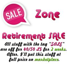 Retirement Sale | Flickr - Photo Sharing!