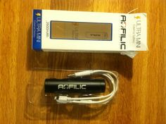 Power Bank Review & Giveaway (Ends 9/1) - Giveaways 4 MomGiveaways 4 Mom