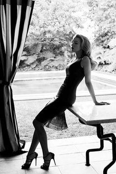 Blake Lively, Vogue Feb 2009