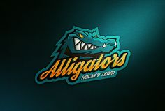 Alligators Hockey Team on Behance