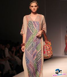Tanvi Kedia Show at WIFW SS 2015 Picture # 283062
