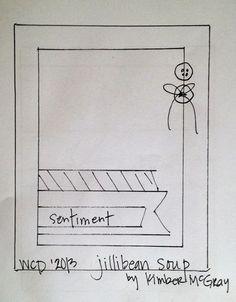 Kimber McGray -WCMD 2013 -Sketch #3 via Jillibean Soup Blog