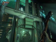 Bioshock - architecture.