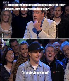"""Kimi """"Iceman"""" Räikkönen, a Finnish Formula 1 driver known for his suave comments in interviews Funny Images, Funny Pictures, Aryton Senna, Mick Schumacher, Formula 1 Car, Thing 1, Busse, F1 Drivers, F1 Racing"""