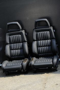 Mercedes Benz Interior, Mercedes Benz Cars, Custom Car Seats, Custom Cars, Golf Mk2, Hybrid Trucks, Car Interior Upholstery, Honda Civic, Bmw Design
