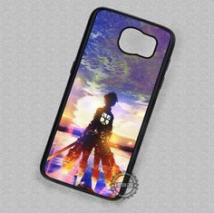 There is Hope Attack on Titan Eren Jeager - Samsung Galaxy S7 S6 S5 Note 7 Cases & Covers