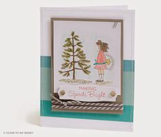#CTMH #Christmas #Cards and #GiftBag Products can be found on my website: www.LaurenKelly.ctmh.com