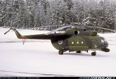 Mil Mi-8T aircraft picture