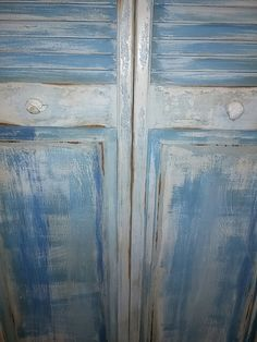 Custom painted Shutters, by Jan Lunsford,