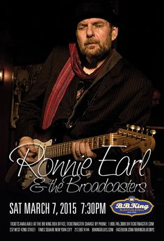 Ronnie Earl & The Broadcasters (3.7.15)