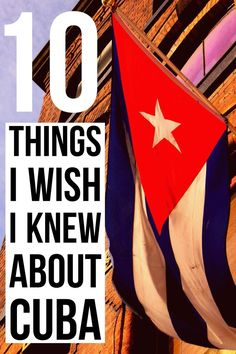Planning on heading off to Cuba now that the embargo is lifted. Before you head off, here are ten things you should know to make the most of your trip and to have a better cultural understanding. Enjoy your travels to Cuba.