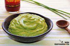 Receta de Alioli de aguacate. Descubre sus ingredientes y elaboración en Recetags.com