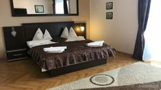 Pensiunea Max Cluj-Napoca — Travelminit.ro Bed, Furniture, Home Decor, Decoration Home, Stream Bed, Room Decor, Home Furnishings, Beds, Home Interior Design
