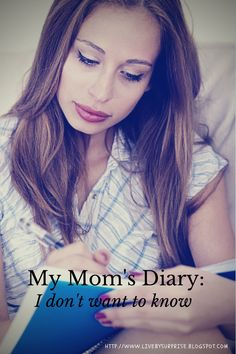 Live By Surprise: My Mom's Divorce Diary